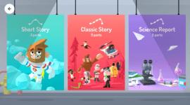 Google Toontastic 3D aneb zpět do dětských let