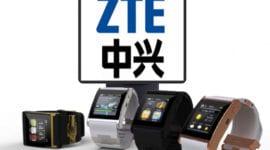 ZTE představí chytré hodinky s Android Wear a připojením 4G