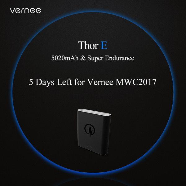 Vernee na MWC představí pět nových telefonů
