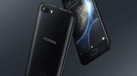 Společnost Doogee představila nový smartphone Shoot 2