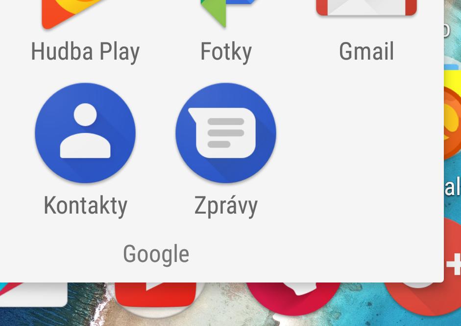 Zprávy pro Android aneb nejen nový název pro známou aplikaci