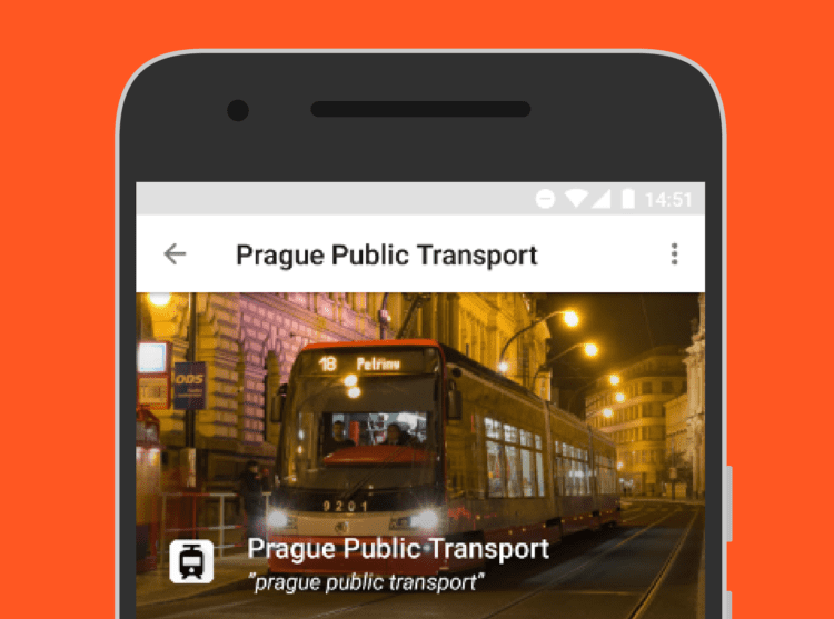 Prague Public Transport