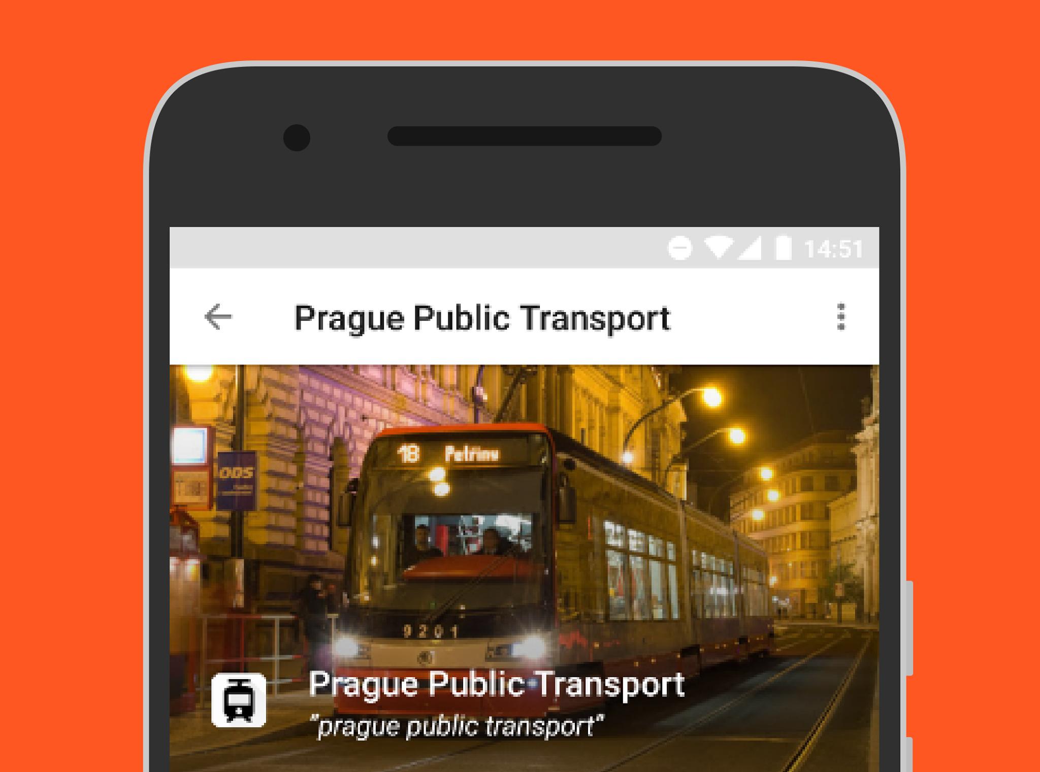 Prague Public Transport: česká aplikace pro Google Home vám řekne, kdy jede nejbližší tramvaj