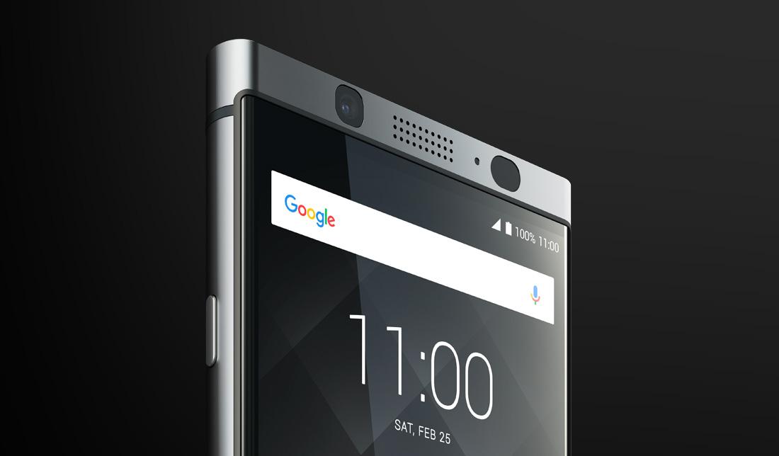 BlackBerry KeyOne – očekávaný Mercury již oficiálně