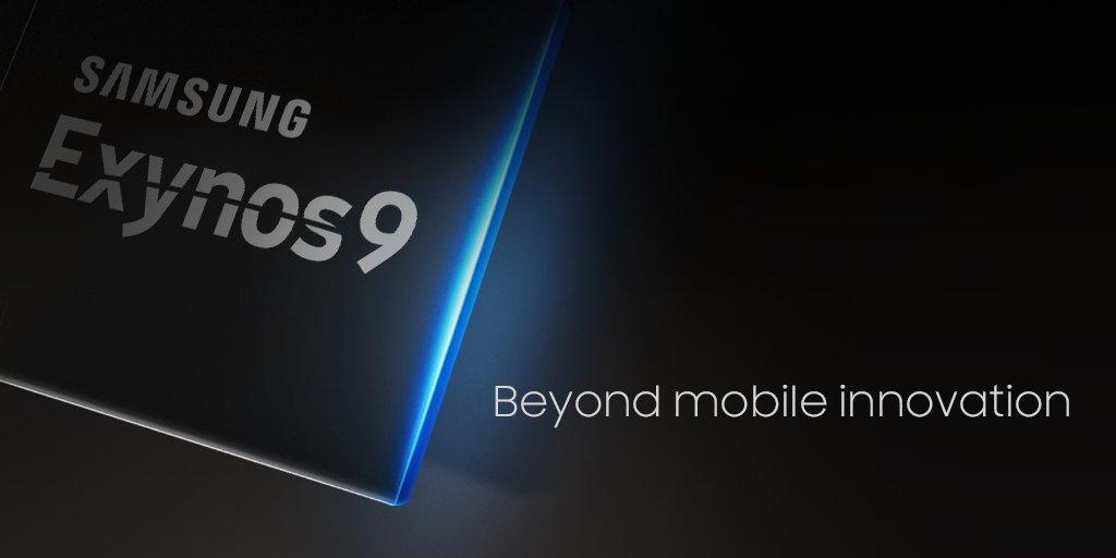 Samsung představil Exynos 9 – procesor pro nadcházející mobily