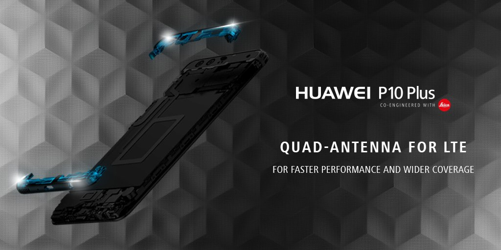 Trochu rozpačité představení Huawei P10 a P10 Plus