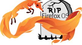 Mozilla rozpustila poslední tým u Firefox OS