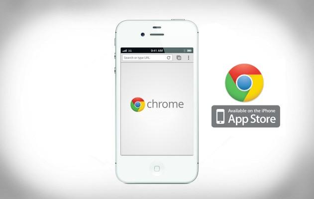 Prohlížeč Chrome pro iOS nyní podporuje QR skener