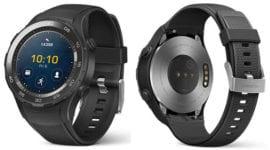 Huawei představil hodinky Watch 2 a Watch 2 Classic