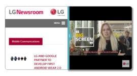 LG začíná lákat na top model G6