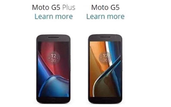 Moto G5 (XT1672) – známe první specifikace