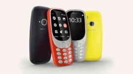 Nokia uvedla Nokii 3, 5, 6 a nástupce 3310