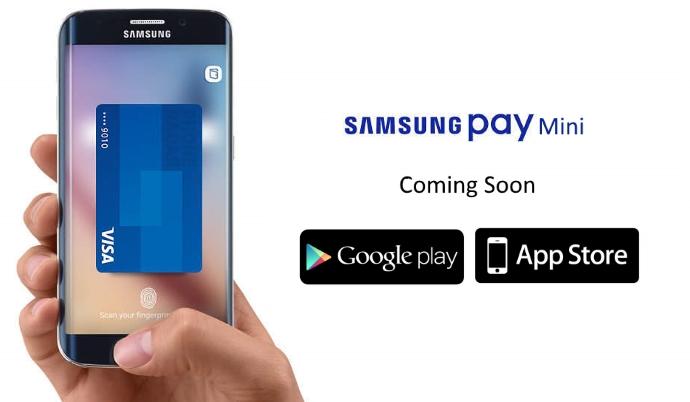 Samsung oficiálně představil Pay Mini