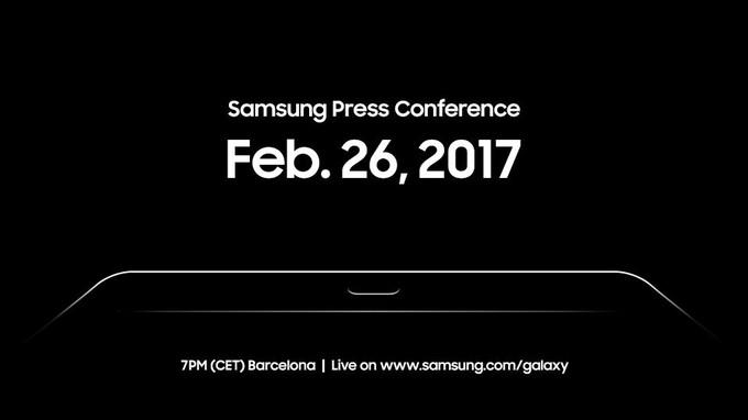 Samsung představí na MWC nové zařízení