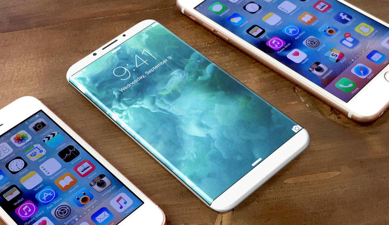 iPhone 8 nabídne sklo, zatímco model 7s zůstane u hliníku