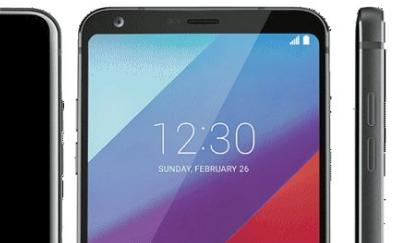 LG G6 na renderu od @evleaks [aktualizováno]