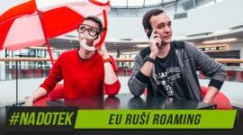 Na Dotek - EU ruší roaming, iPhone oslavuje + Samsung Gear S3