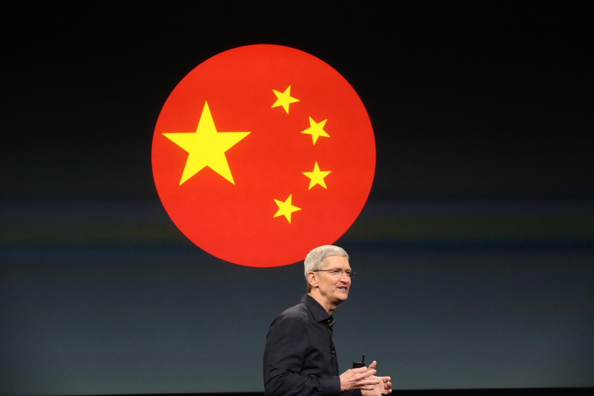 iPhone na čínském trhu ztrácí, propadl se na pátou příčku