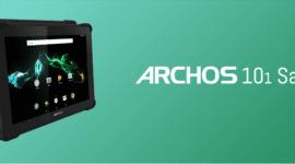 Tablet 2v1 navíc v nerozbitném provedení za nízkou cenu - Archos 101 Saphir