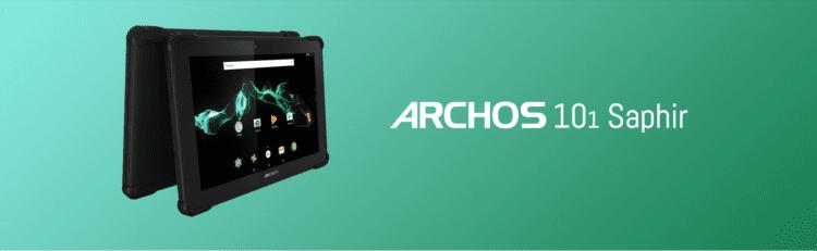 archos 101 saphir