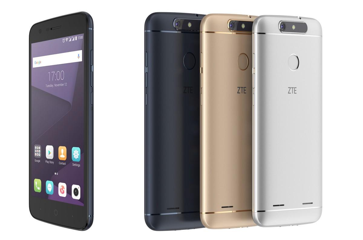 Blade V8 Mini a V8 Lite – dva nové telefony od ZTE