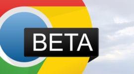 Chrome Beta - změna upozornění na stažené soubory, které jsou duplicitní