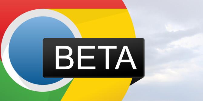 Chrome Beta – změna upozornění na stažené soubory, které jsou duplicitní