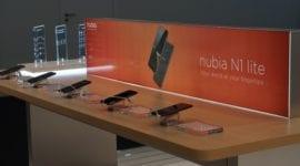 Nubia N1 Lite - nový smartphone představený na MWC