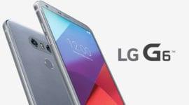 LG představilo model G6