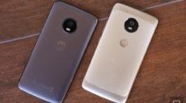 Mobily Moto G5 a G5 Plus představeny na MWC