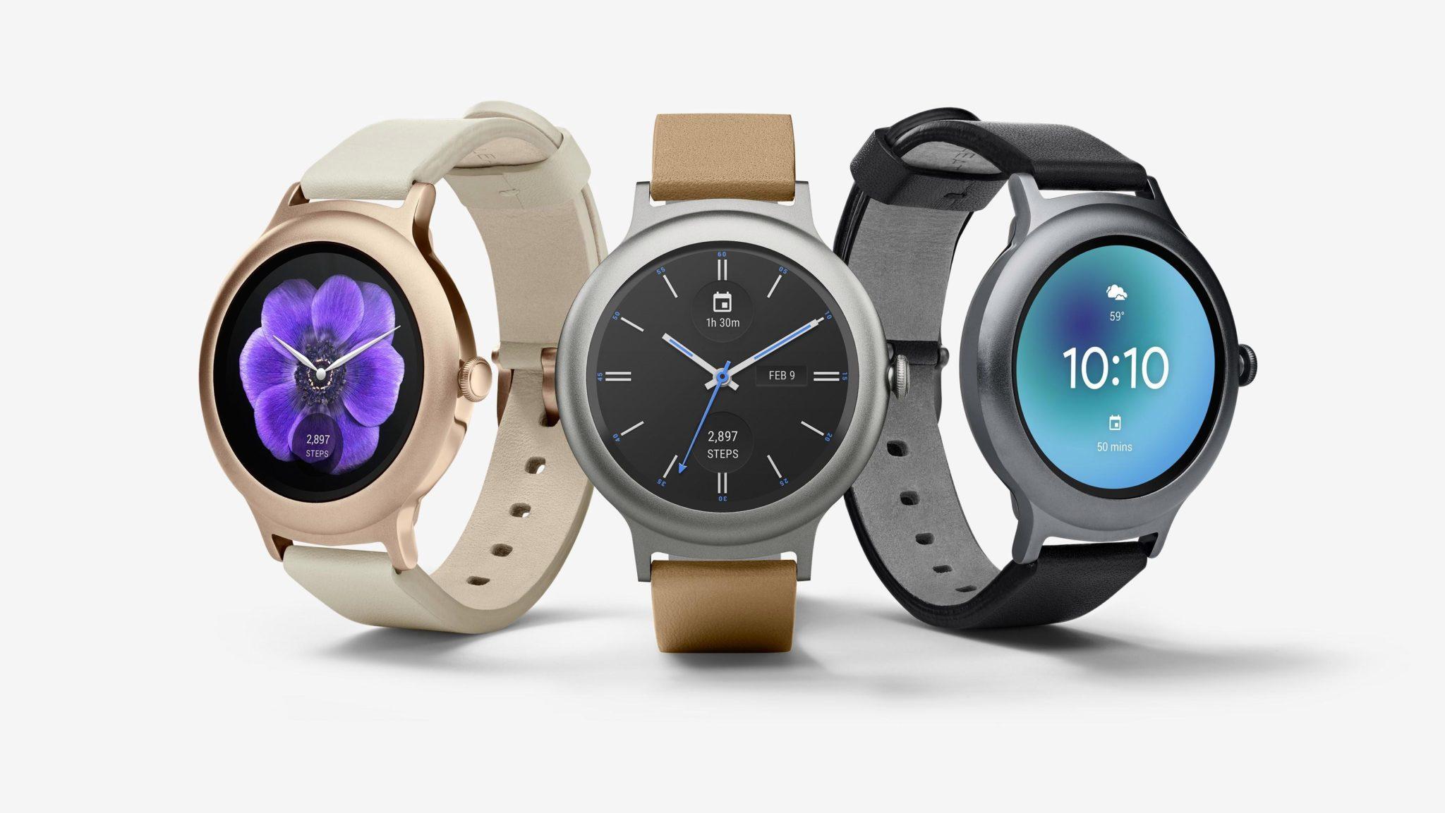 Oficiálně – LG Watch Sport a Style