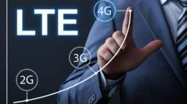 Pokrytí LTE v Česku dosahuje až 99 %