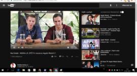 Youtube zřejmě získá nový vzhled [web]