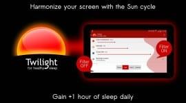 Aplikace Twilight, tak trochu jiné stmívání