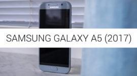 Samsung Galaxy A5 (2017) - video recenze