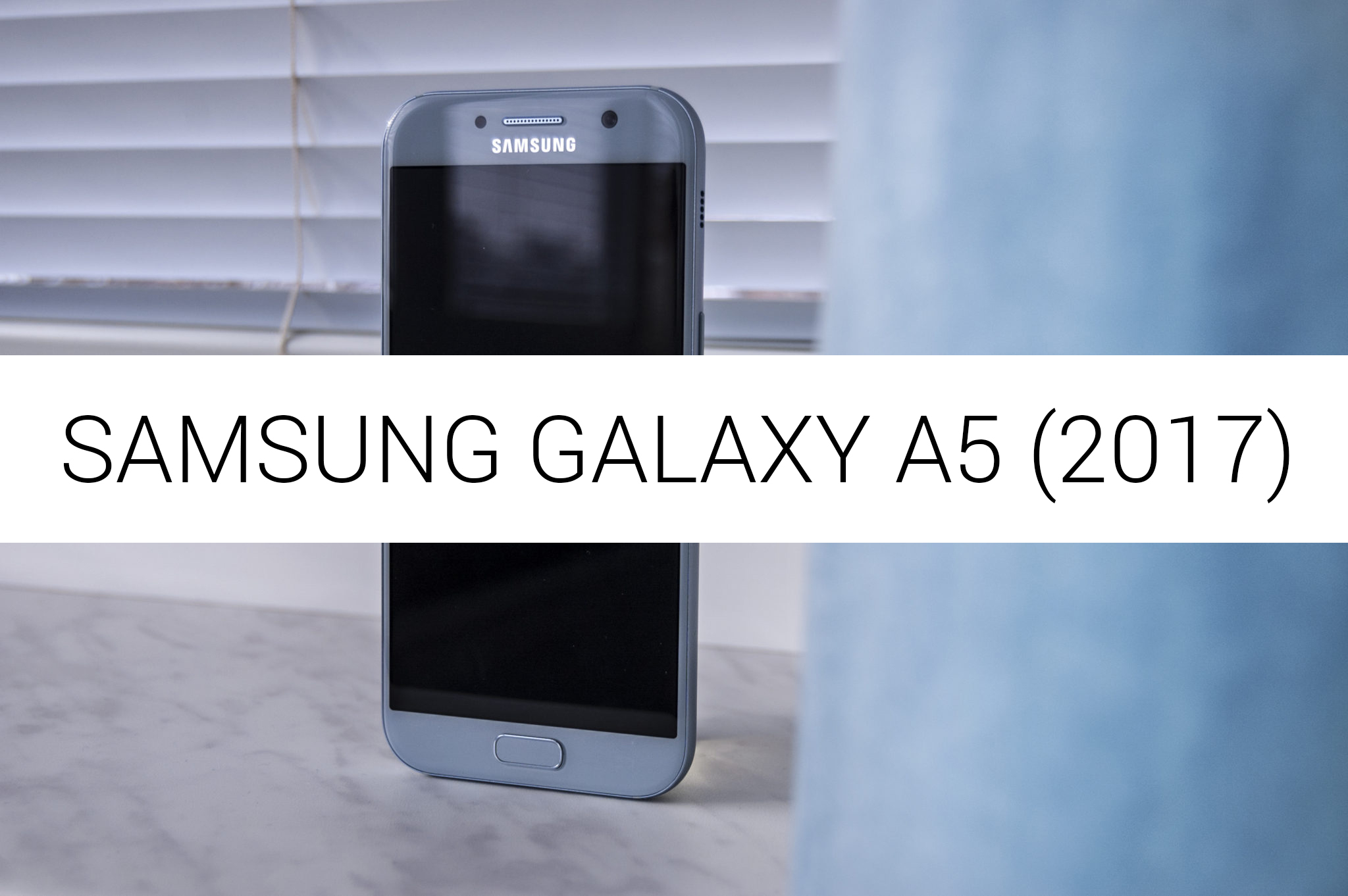 Samsung Galaxy A5 (2017) – video recenze