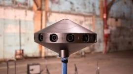 Facebook připravuje Surround 360 kameru na natáčení VR videí, konkuruje kameře Ozo od Nokie