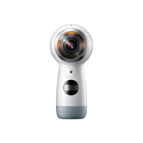Samsung také představil novou kameru Gear 360 (2017)