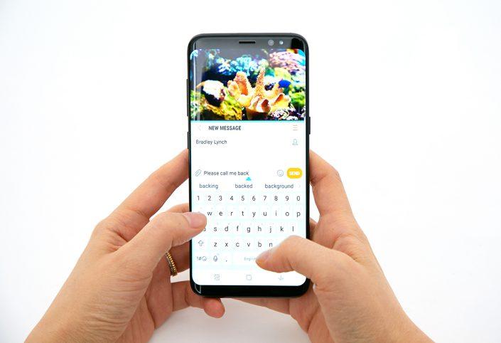 Oficiálně: Samsung Galaxy S8 a Galaxy S8+