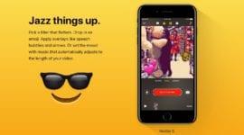 Apple představil novou video aplikaci Clips