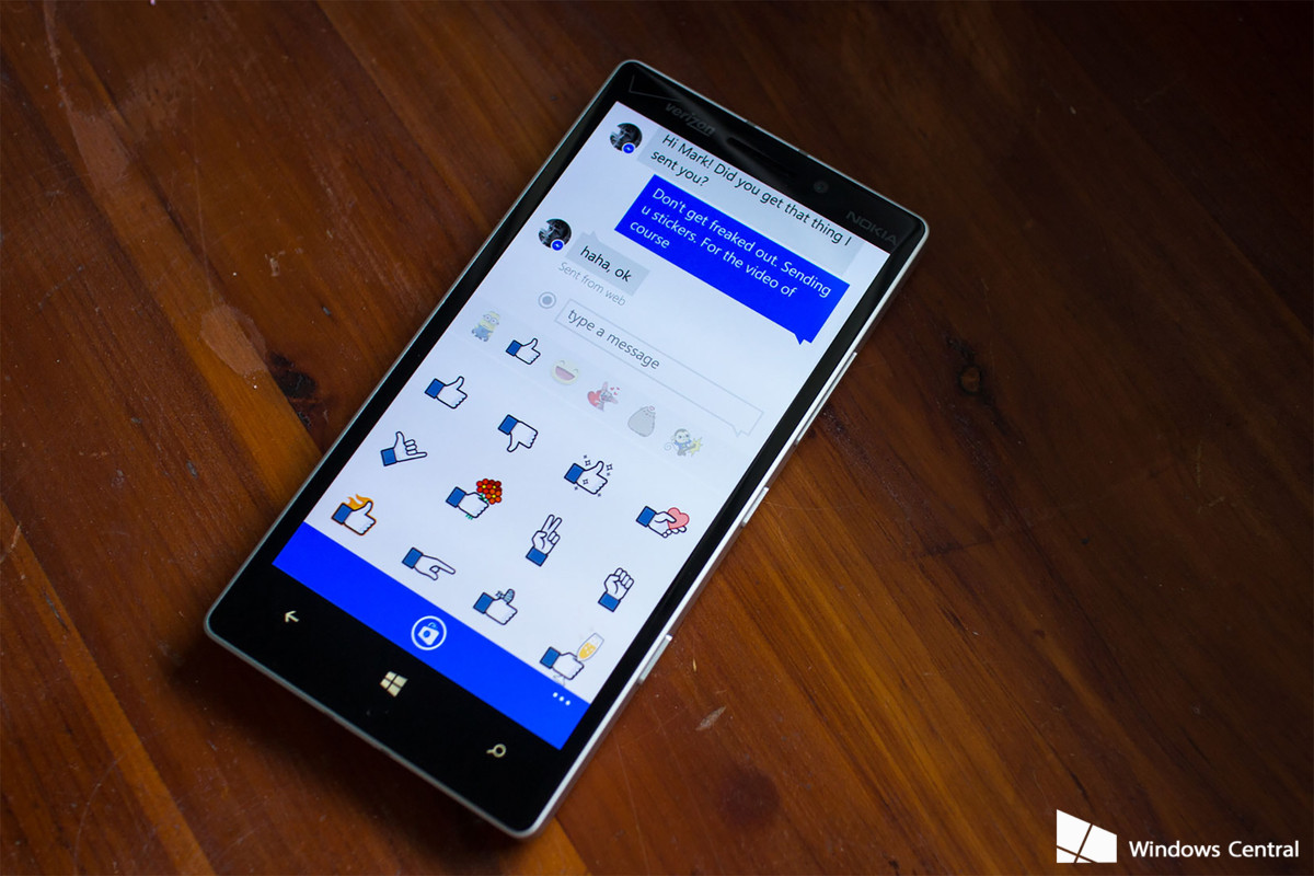 Windows Phone přijde o Messenger, Facebook na konci března ukončí podporu