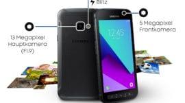 Samsung Galaxy Xcover 4 - další přírůstek do rodiny odolných mobilů [aktualizováno]