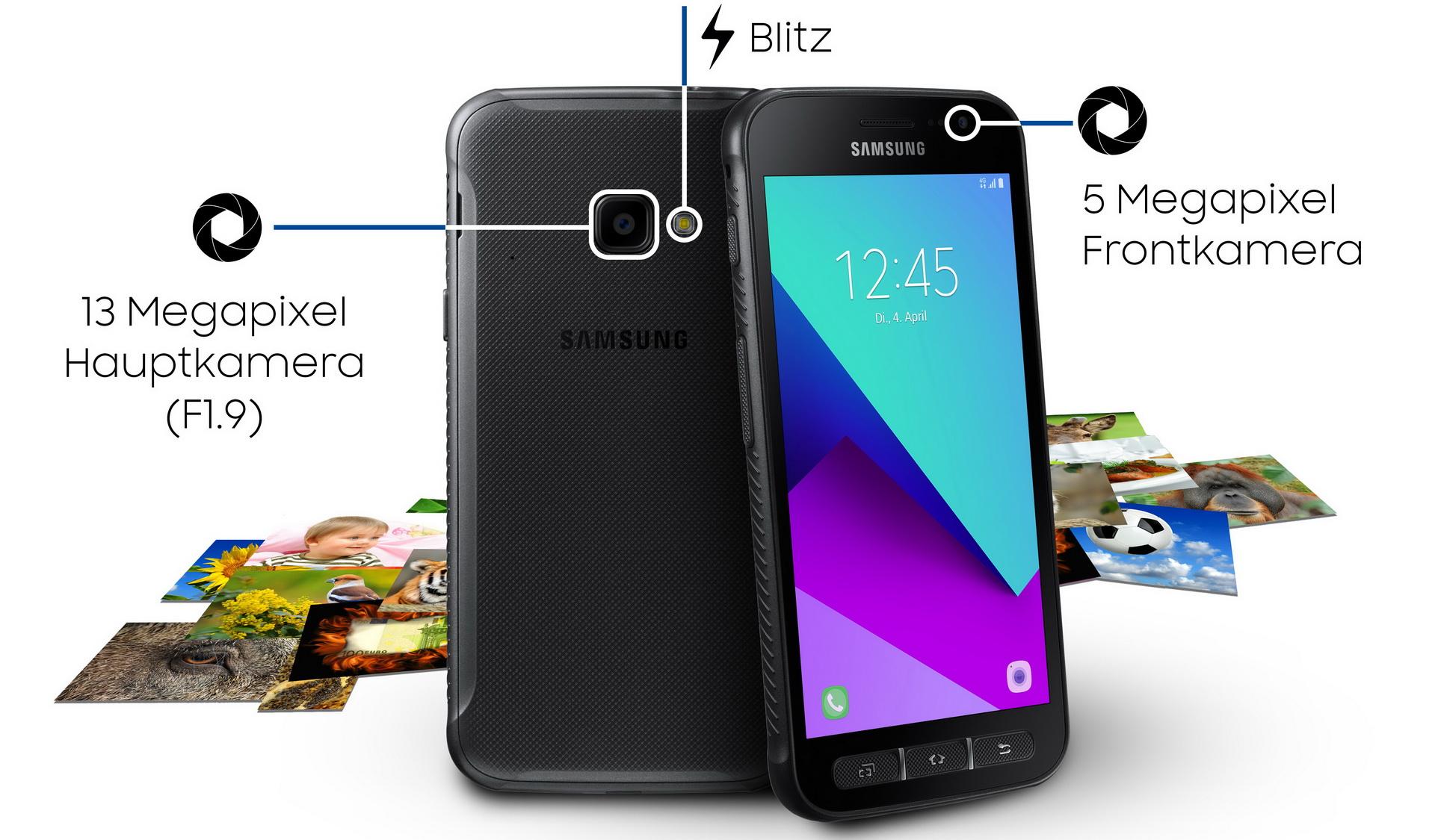 Samsung Galaxy Xcover 4 – další přírůstek do rodiny odolných mobilů [aktualizováno]