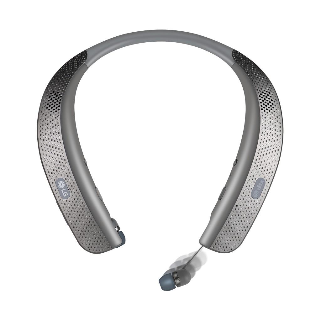 LG začne prodávat sluchátka Tone Studio HBS-W120 s 3D zvukem