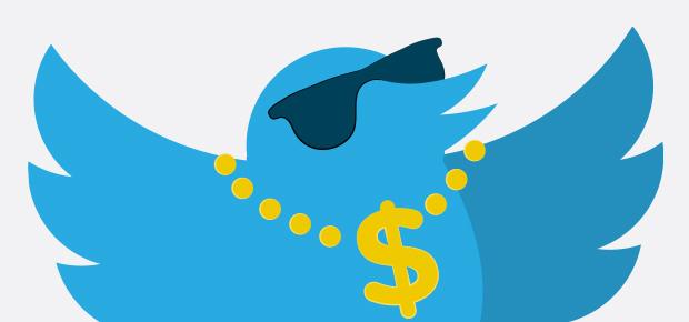 Twitteru se dařilo v posledním čtvrtletí