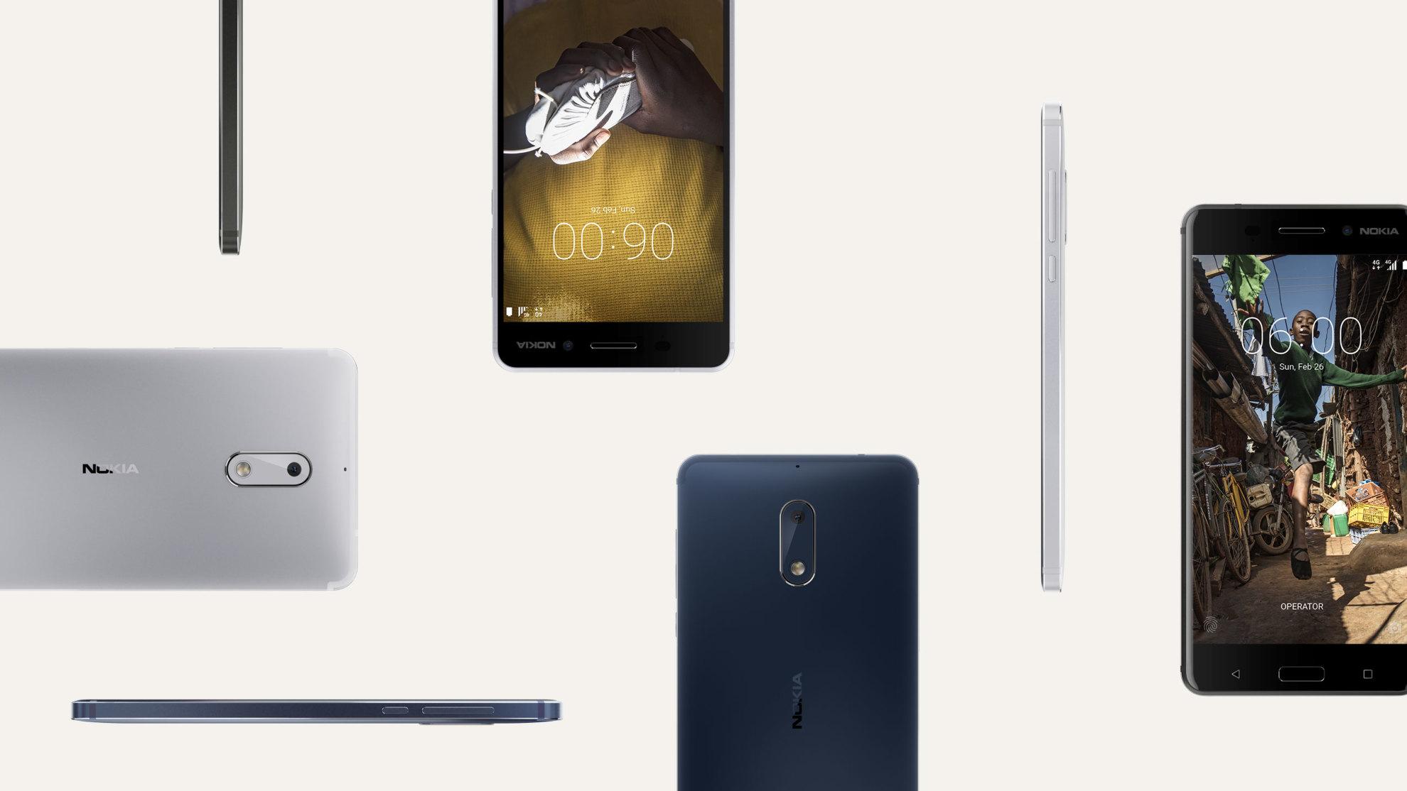 Nokia 7 a 8 zamíří do vyšší střední třídy