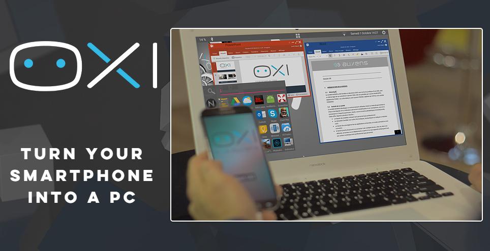 Vernee začne využívat pro své telefony desktopový systém OXI