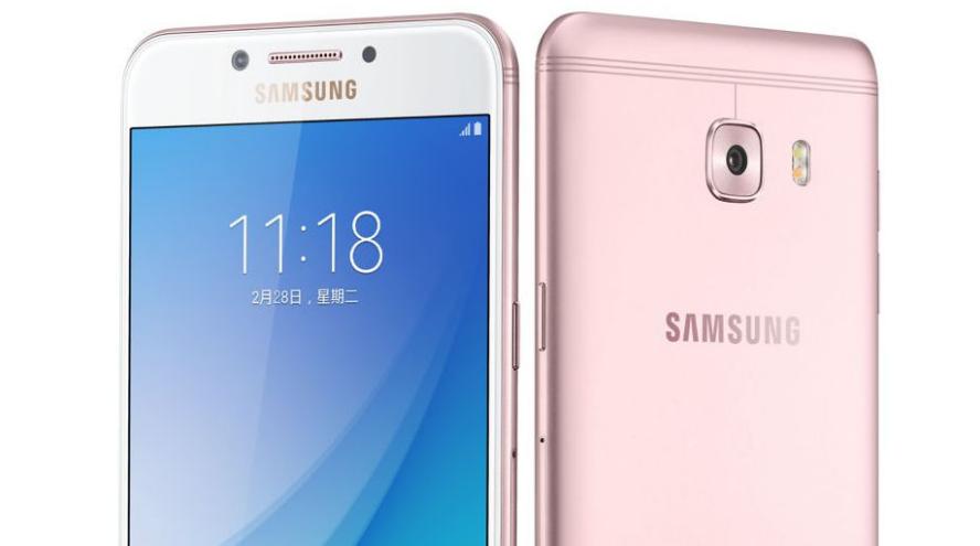 Samsung Galaxy C5 Pro – novinka do střední třídy