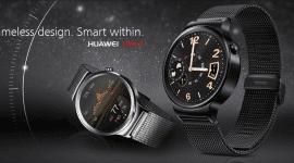 Huawei Watch – luxusní hodinky s Android Wear [aktualizováno]