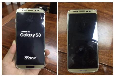 Naklonovali nepředstavený Galaxy S8